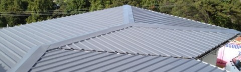 Metal roofing Auckland wide.