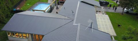 Different profiles to suit all types of roofs.