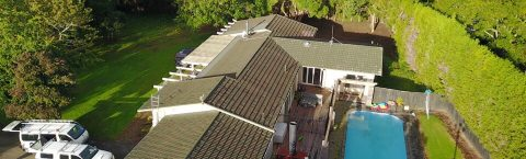Before re-roofing